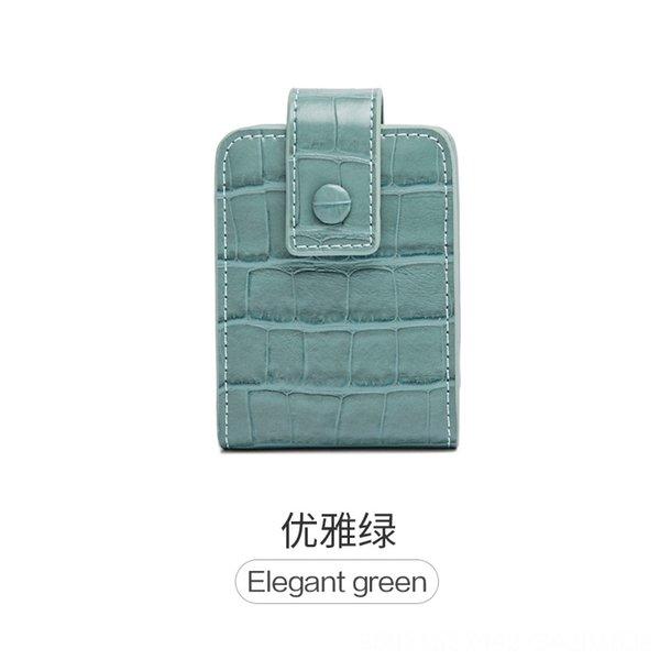 zarif Yeşil