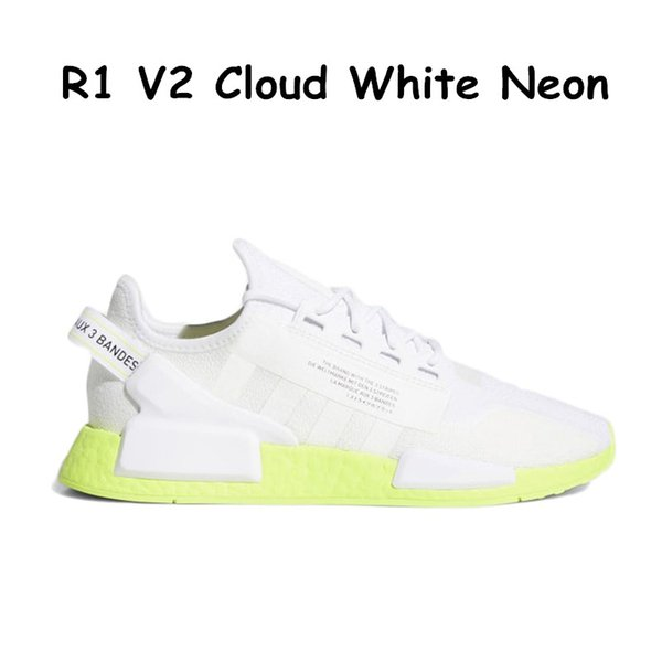 4 Cloud White Neon