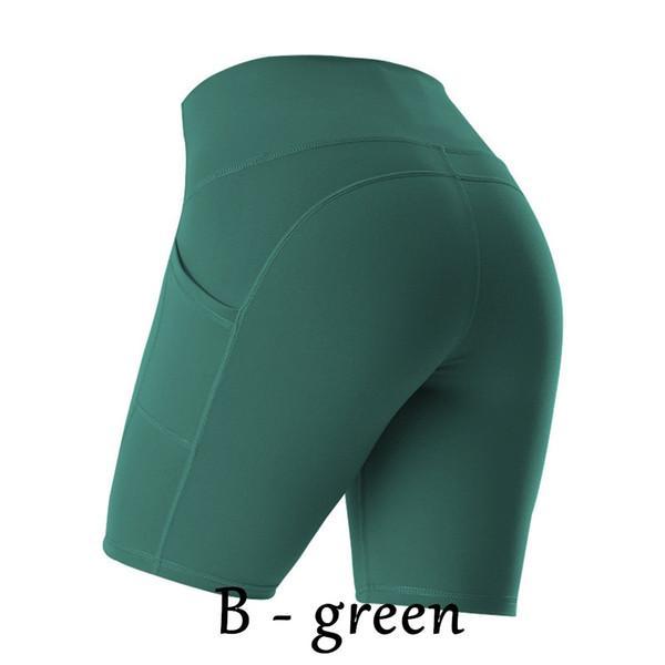 B yeşil