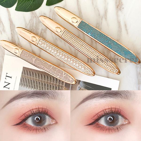 top popular New Fashion Lash Adhesive Eyeliner Long Lasting Liquid Eyeliner Strong Self-Adhesive Eyelash Eyeliners Waterproof Eye Liner For Lashes 2021