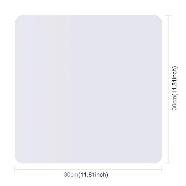 30x30cm белый цвет