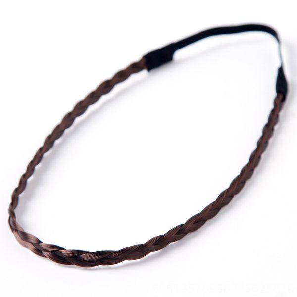 Brown Hair Band 0