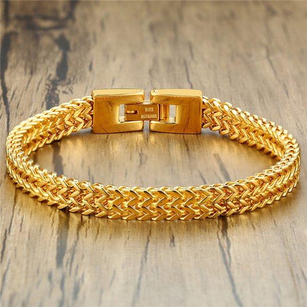 19cm de cor dourada
