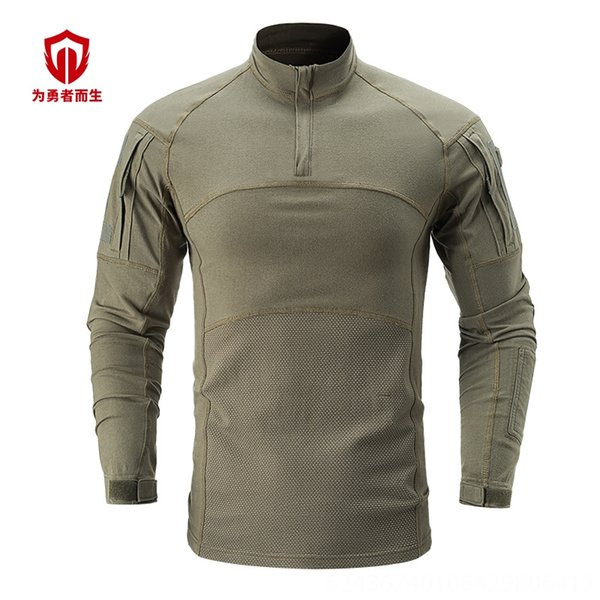 New Third Generation Jacket-Armee-Grün