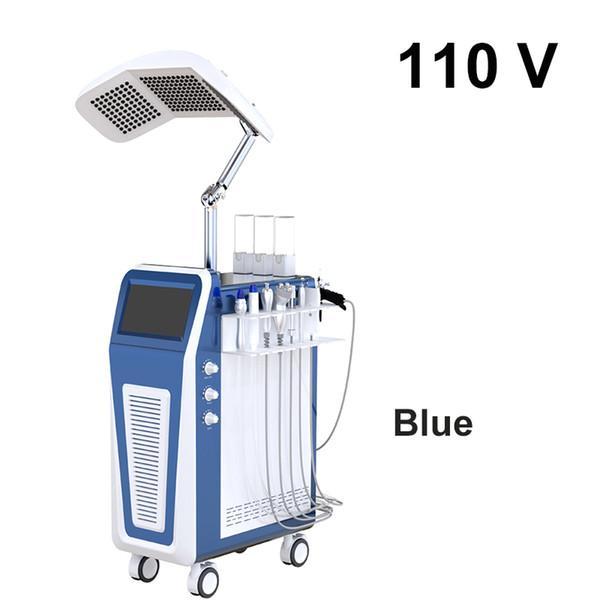 110V- Blau