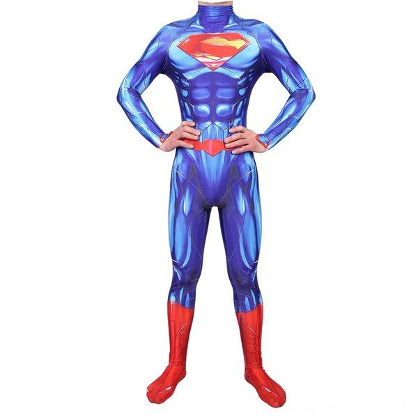 Superman azul Adultos (sin Capa)