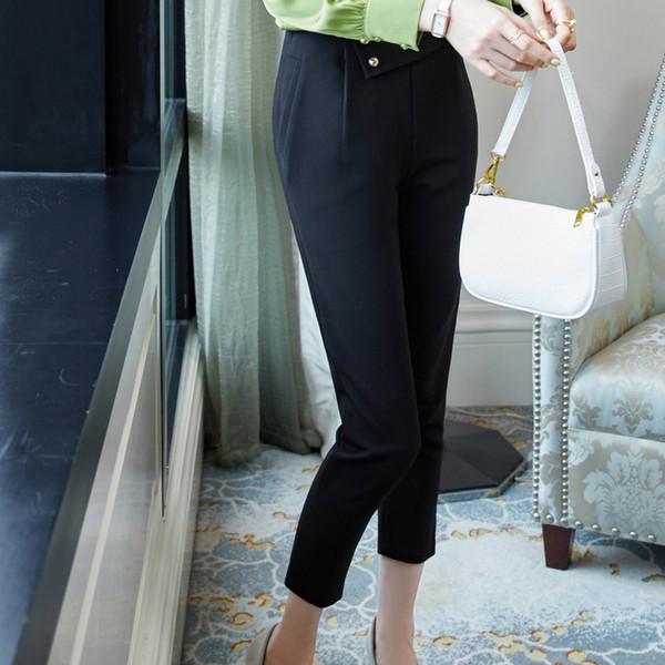 112 Черные брюки