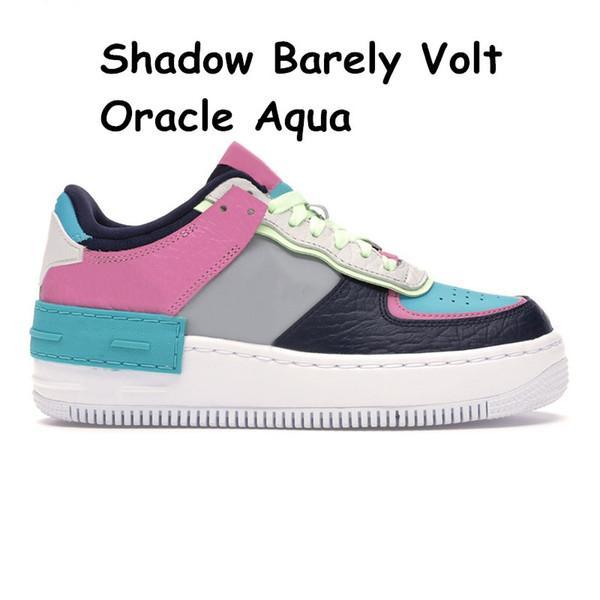 27 Shadow Barely Volt Oracle Aqua 36-40