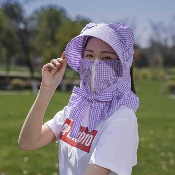 blanco a cuadros púrpura