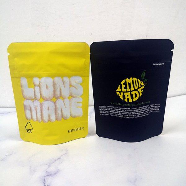 Львы грива печенье сумки