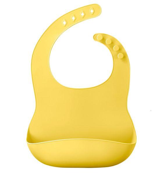 Нагрудники-темно-желтый