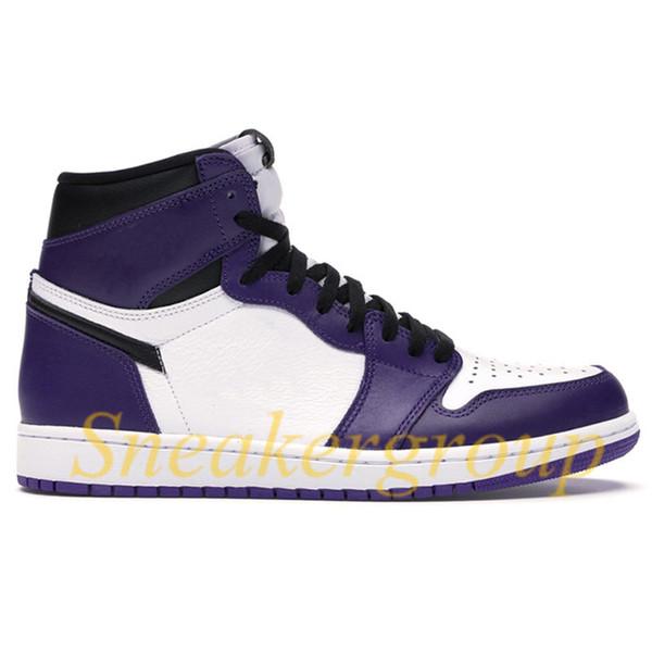 #2 - Высокий Суд Фиолетовый Белый