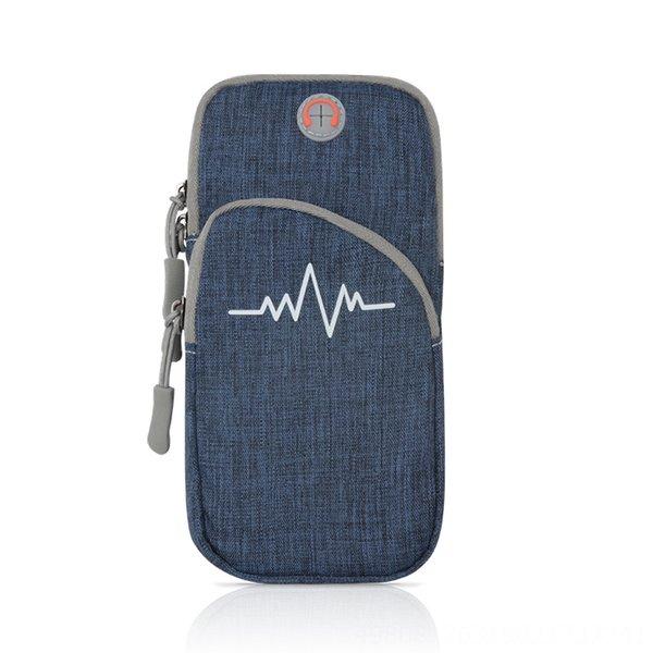 Elektrokardiogramm-Arm-Beutel-blau-Large Siz