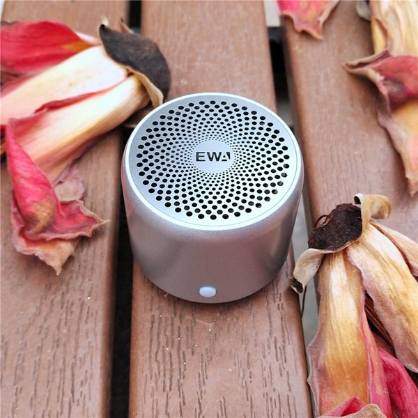 mini bluetooth speaker with carry case, bass radiator, portable speaker bluetooth 5.0 for outdoors, home, shower