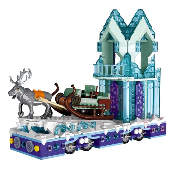 Kristal Parade Float