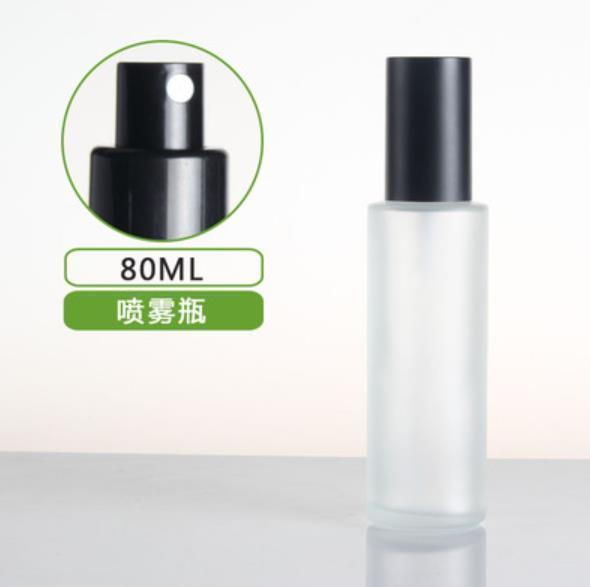 80ml sprey pompası şişe