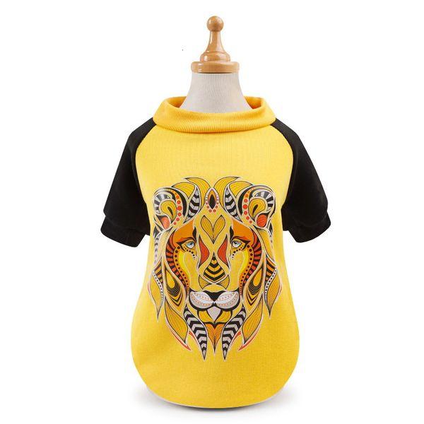 Lion Jaune