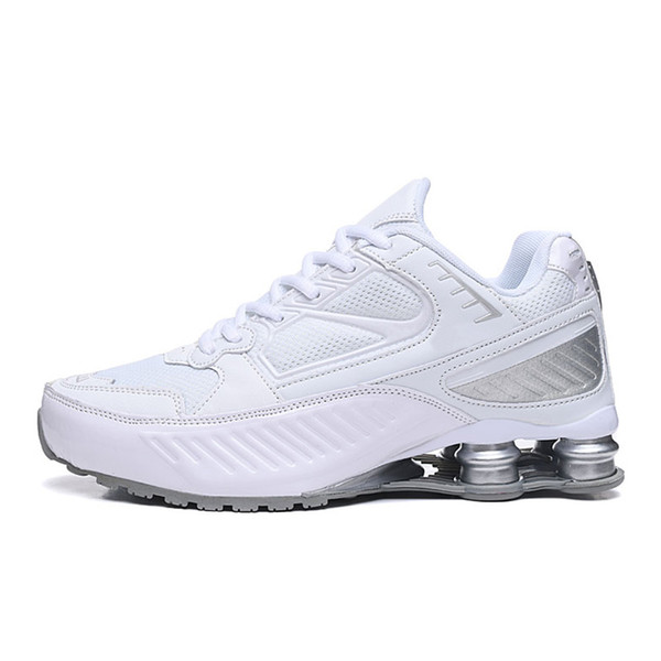 40-46 White Silver