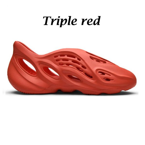 7 Triple red
