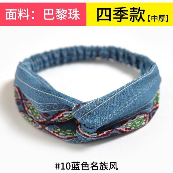 10. Mavi Ünlü Stil Sıcak