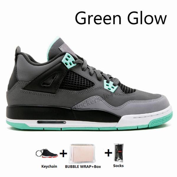 4s- Green Glow