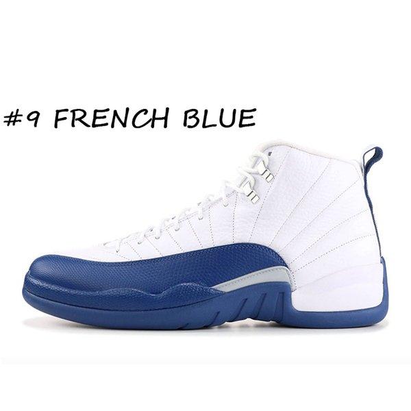 # 9 BLEU FRANÇAIS