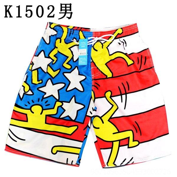 Pantalones K1502 Beach para los hombres
