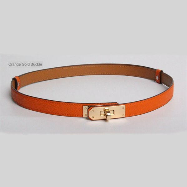 1Pcs_#Orange/Gold buckle_ID915058