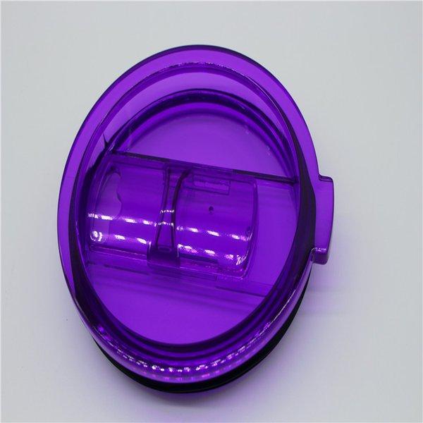 Скольжение фиолетового