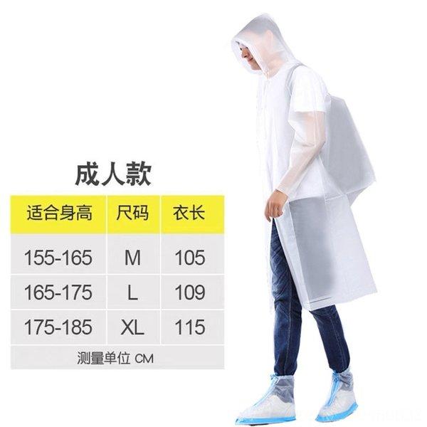 Die Hälfte Transparent Weiß-Erwachsener Rucksack
