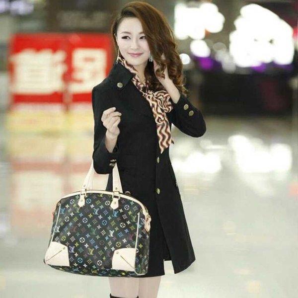 Silk Towel Black
