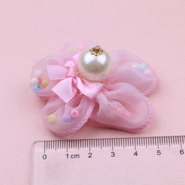 Light Pink Colored Beads F4-6