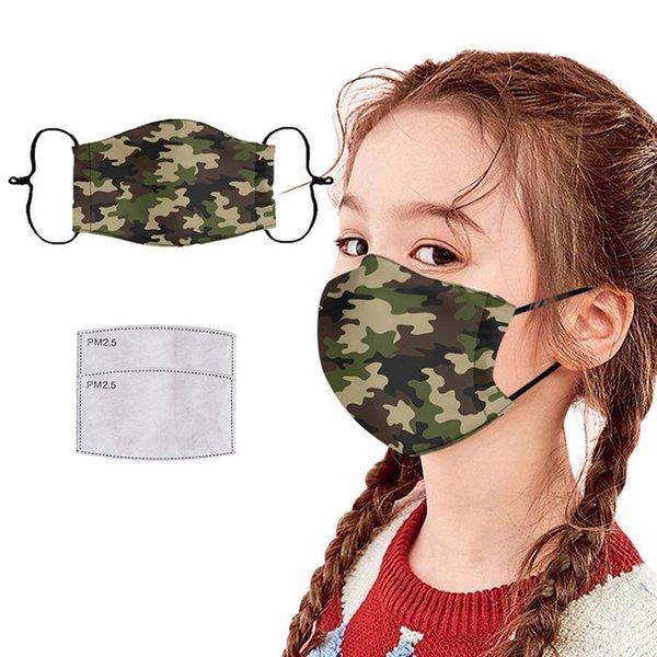 F masque + 2filter