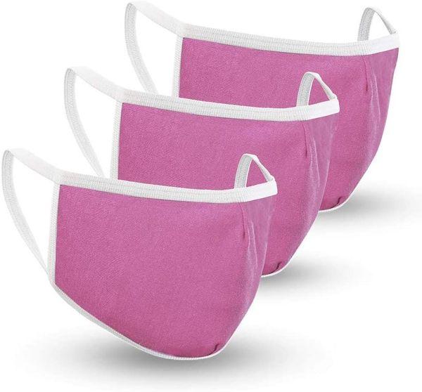 Kids Age 3-6-3 Pack - Pink