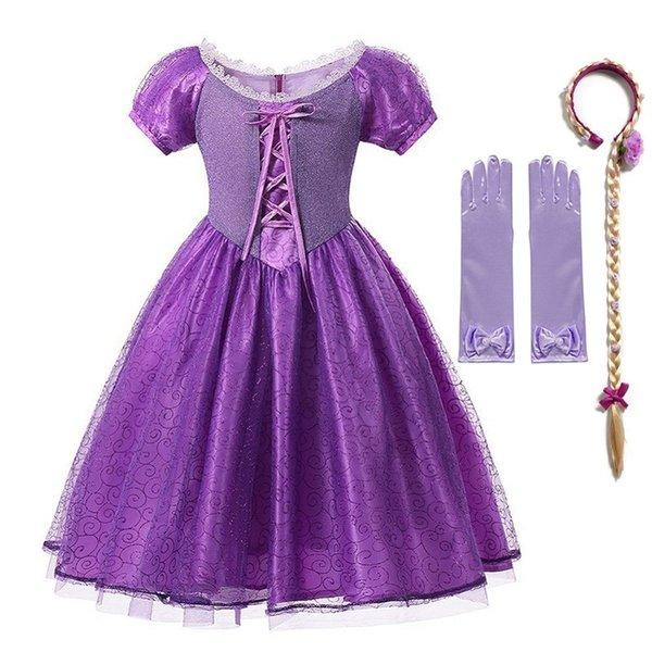 Rapunzel Kleid c
