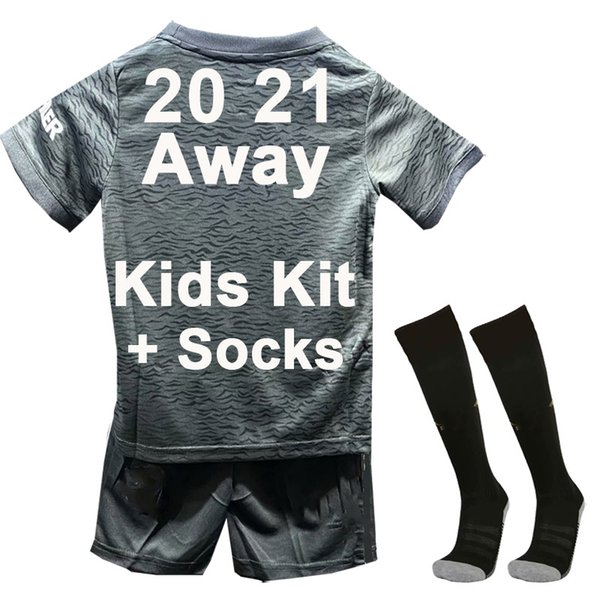 TZ457 2021 Away Have Socks