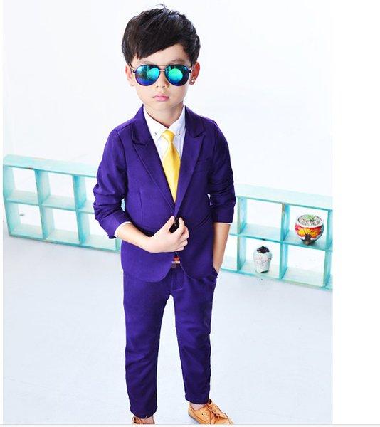 b Purple 2pcs Set