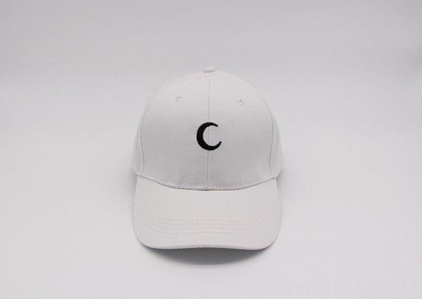 Луна Bend Cap-белый