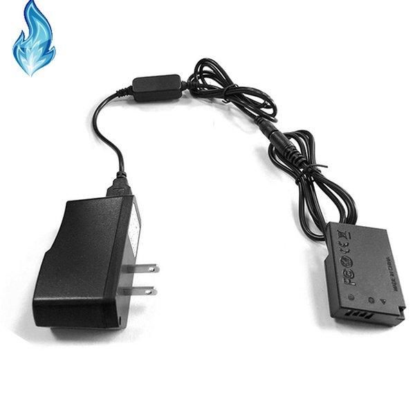 Consumr LectronCS USB Cable ACK-E18 DR-E18 LP-E17 Batería ficticia 5V 3A Cargador para Canon EOS 750D KISS X8I 7i T6I 760D T6S