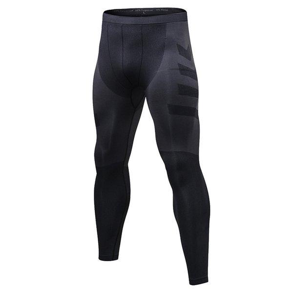 6040 Black Leggings