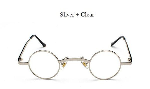 Sliver Clear.