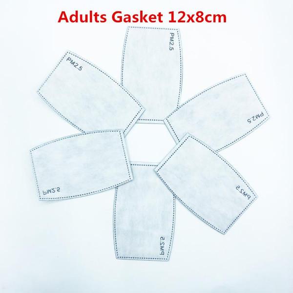 Adultes filtre 12x8cm