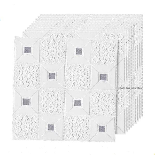 argento bianco-10pcs70x70x0.3cm