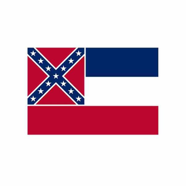 Bandera de Mississippi