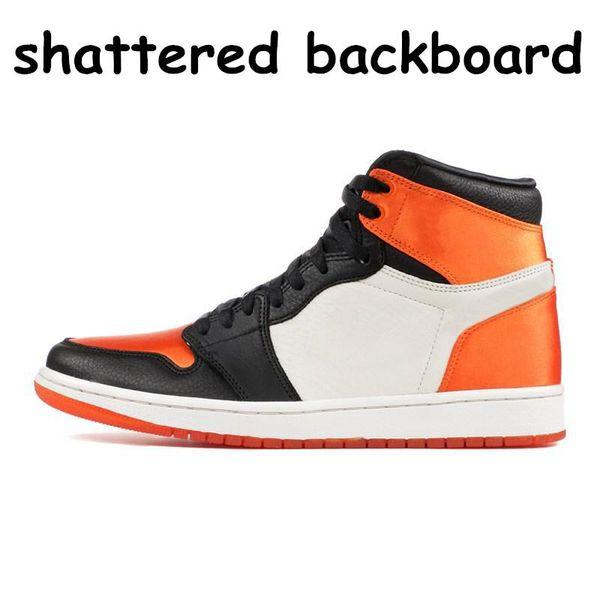 shattered backboord
