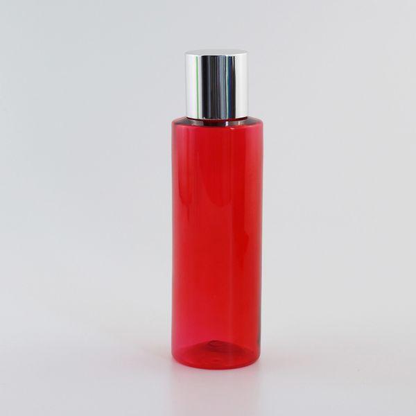 120мл 120мл Красные бутылки ПЭТ