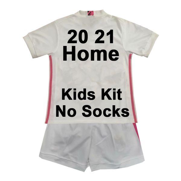 TZ057 2021 Home Kids Kit No Socks