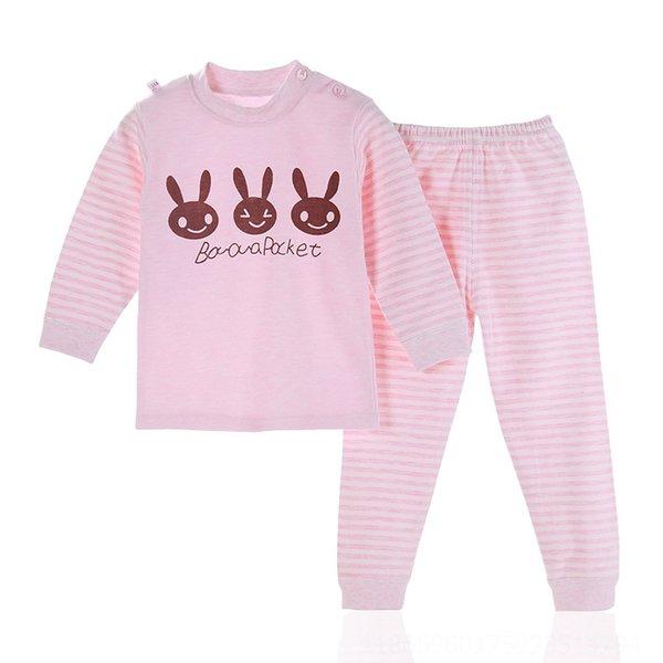 Colorato cotone rosa coniglio testa