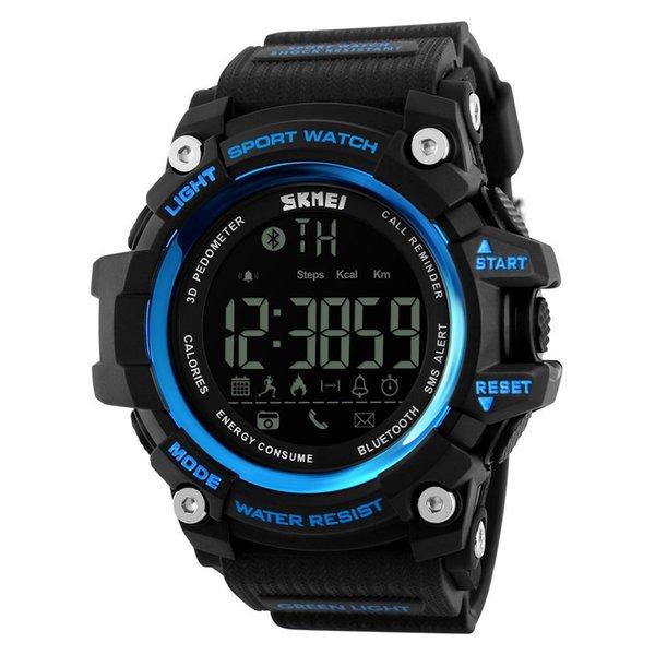 Smart Blue Watch