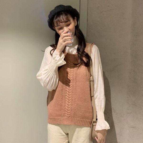 Абрикосовая рубашка